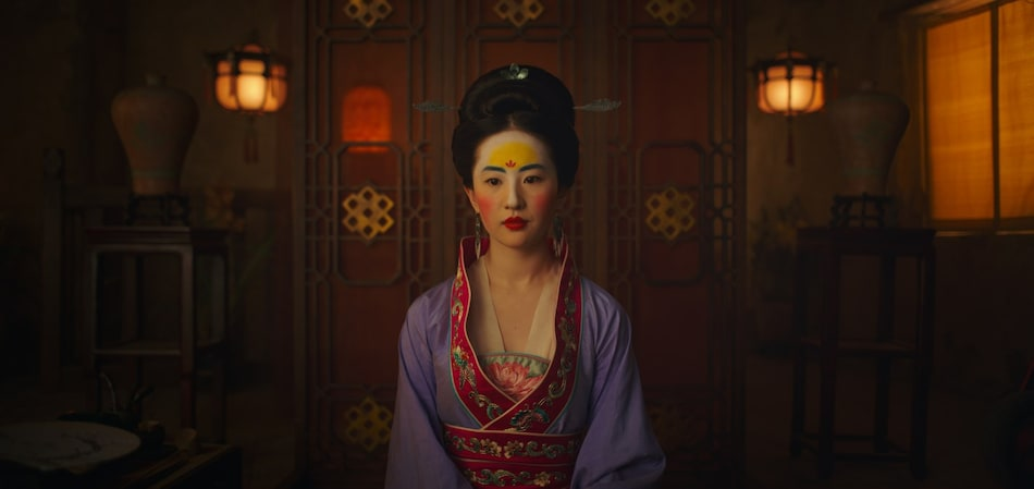 Mulan Out on Blu-Ray, Disney Releases New 5-Minute Clip