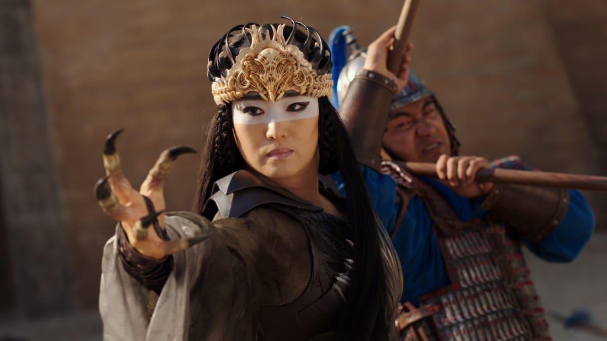 مراجعة فيلم mulan gong li mulan 2020 مترجم