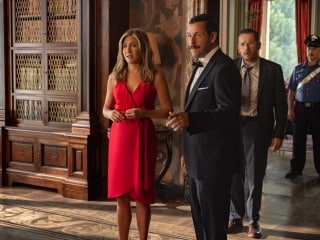 Jennifer Aniston, Adam Sandler Comedy Murder Mystery Sets Opening Weekend Netflix Record With 30 Million Views
