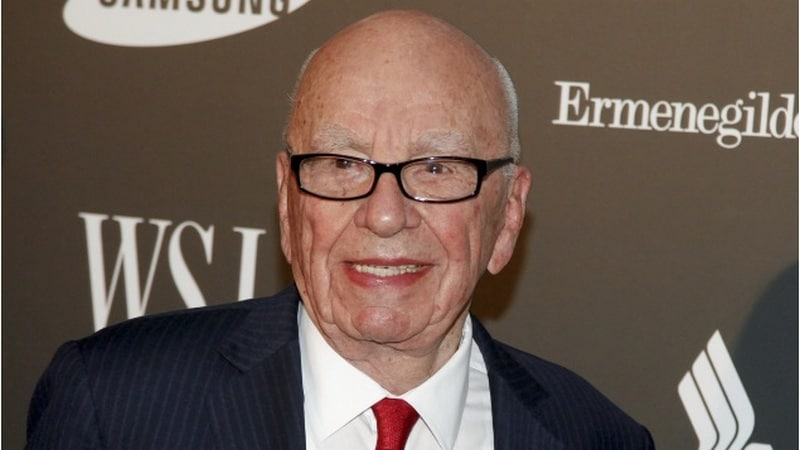 Facebook Should Pay 'Trusted' News Publishers a Carriage Fee: Murdoch