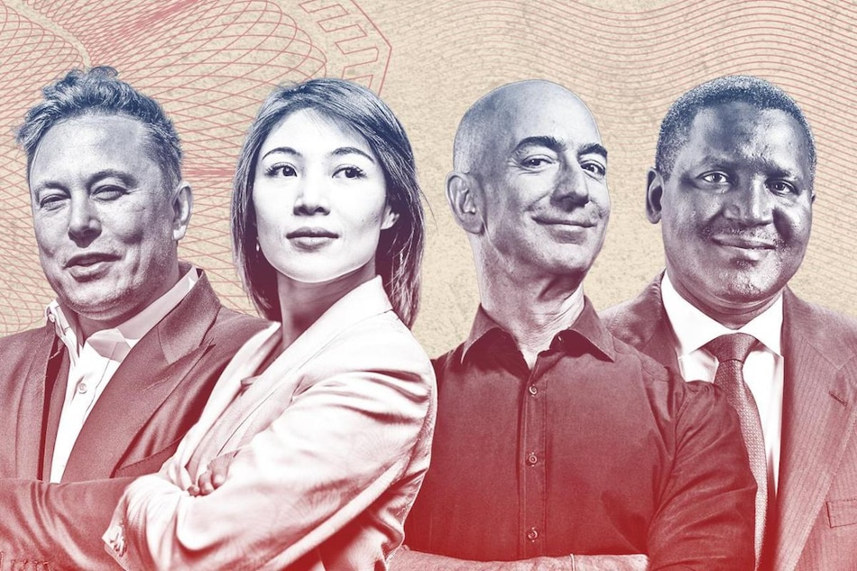 Forbes World's Billionaires List 2021: Jeff Bezos Tops for Fourth Consecutive Year, Elon Musk Ranks Second