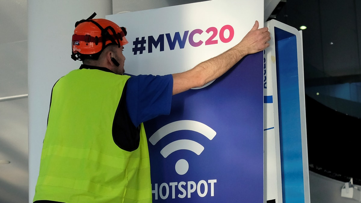 Mobile World Congress 2020 to Go Ahead as Planned After LG Pulls Out Over Coronavirus Outbreak