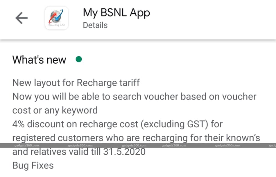 BSNL Joins Airtel, Jio, Vodafone Idea to Offer Benefits for Recharging Other People's Prepaid Accounts