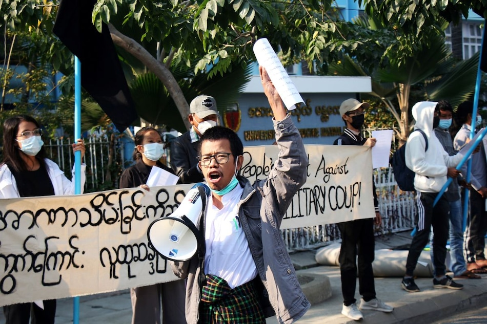 Facebook Bans All Myanmar Military-Linked Accounts and Advertisements Following Coup-Induced Violence