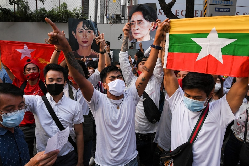 Myanmar Coup: Internet Access Said to Be Partially Restored in Country Following Blackout