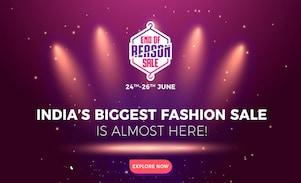 Myntra EORS 2017, Shop Because It Require No Reasons