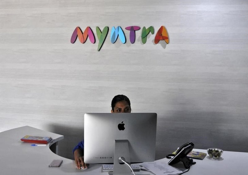Flipkart's Fashion Unit Myntra Bets on Artificial Intelligence to Drive Growth