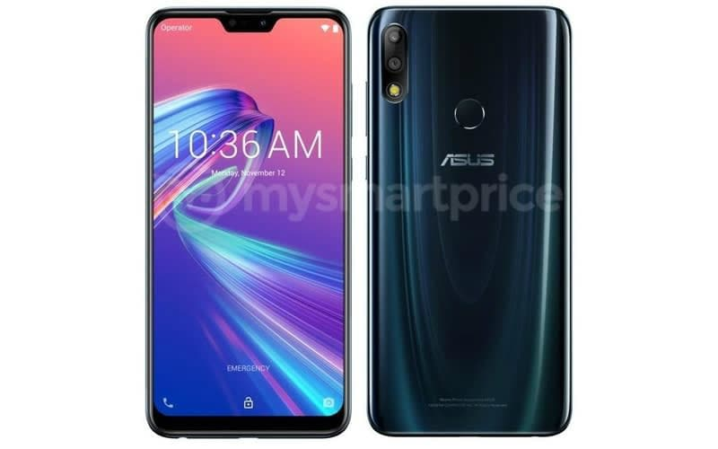 Asus ZenFone Max Pro M2 Renders Leaked, India Launch Tipped for December