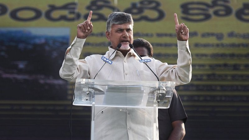 Andhra Pradesh Assures Citizens Their Personal Data Is Safe