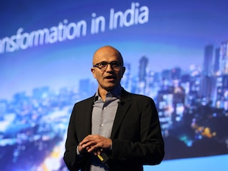 For Microsoft, Aadhaar Is the Next Big Platform
