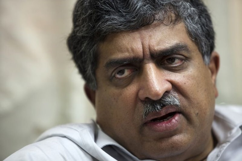Infosys appoints former chief Nilekani as chairman in bid to settle feud