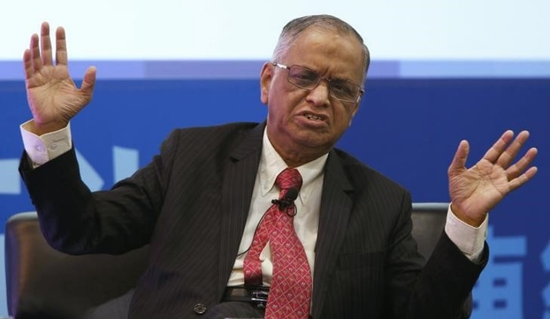 Haven't Withdrawn Governance Concerns, Says Infosys Co-Founder Narayana Murthy