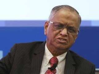 Infosys Founder Narayana Murthy Criticises COO Pay Hike: Reports