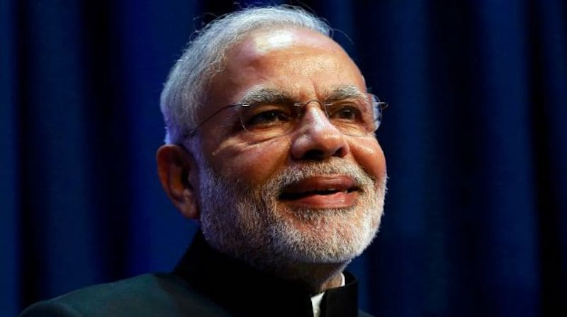 PM Modi Says AI, Blockchain Will Change the Nature of Jobs