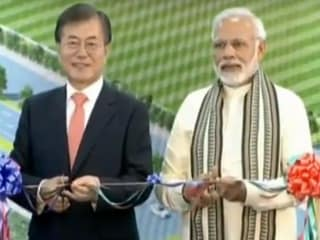 Samsung Opens 'World's Largest Phone Factory' in Noida, PM Modi Inaugurates