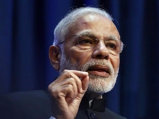 PM Modi Asks Country to Embrace Electronic and Mobile Banking