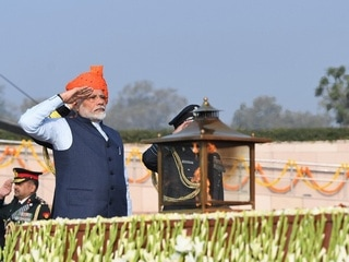Gaganyaan Mission Will Prove to Be Milestone for New India, PM Modi Says