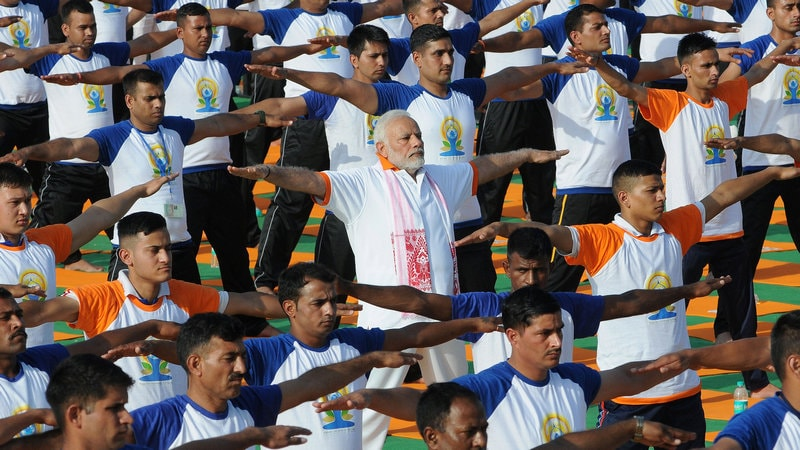 PIB YouTube Channel Up and Running, but Misses PM Modi's Yoga Day Event