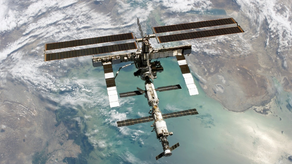 ISS Thrown Out of Control by Misfire of Russian Module: NASA