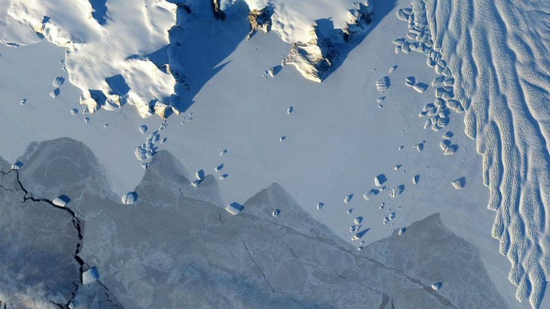 NASA Scientists Discover More Glaciers in East Antarctica Are Losing Ice