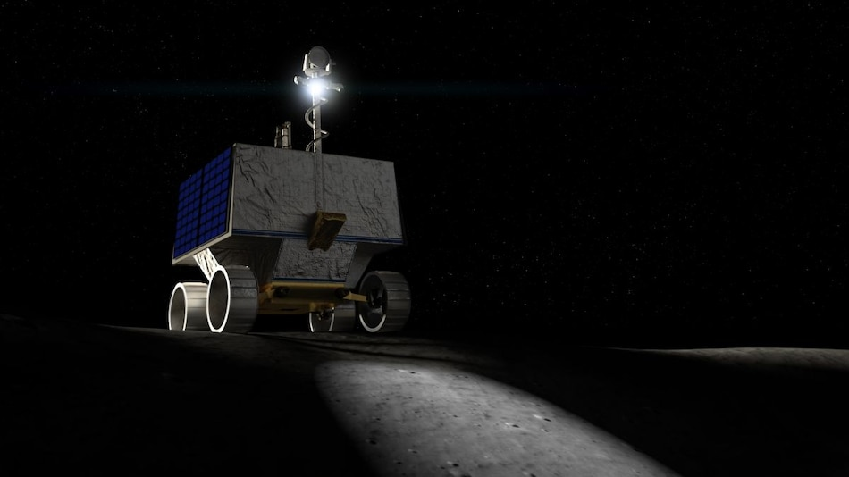 NASA Picks Moon Site Nobile Crater for Landing Ice-Hunting Rover in 2023