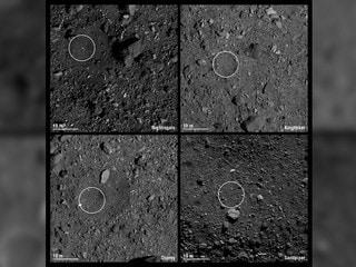 NASA Mission Picks 4 Sites for Asteroid Bennu Sample Return
