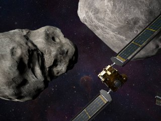NASA Says It Will Try to Blast Didymos Asteroid to Save Collision With Earth