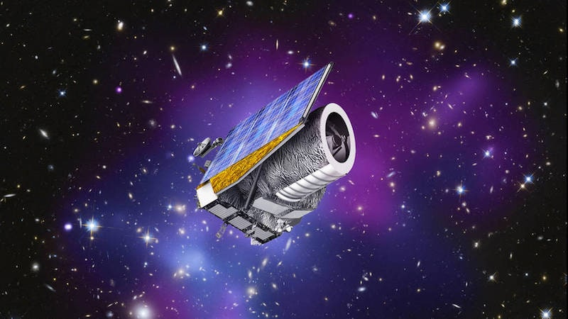 ESA's Mission to Map Dark Energy Gets Detectors From NASA