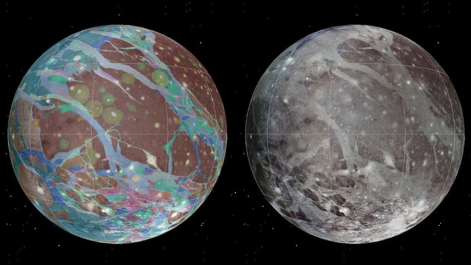 NASA's Juno Spacecraft to Offer Closest Look at Jupiter's Biggest Moon Ganymede in 20 Years