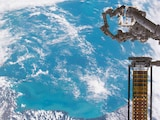 NASA Tests Flexible Solar Array on Space Station