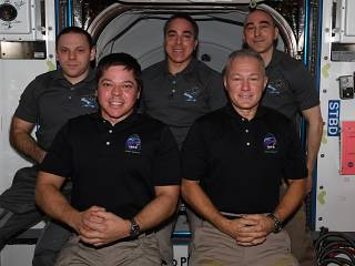 SpaceX Crew Dragon Departs ISS for Earth With Two US Astronauts