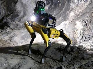 NASA Robots Compete in DARPA's Subterranean Challenge Finals for Chance to Win $2 Million