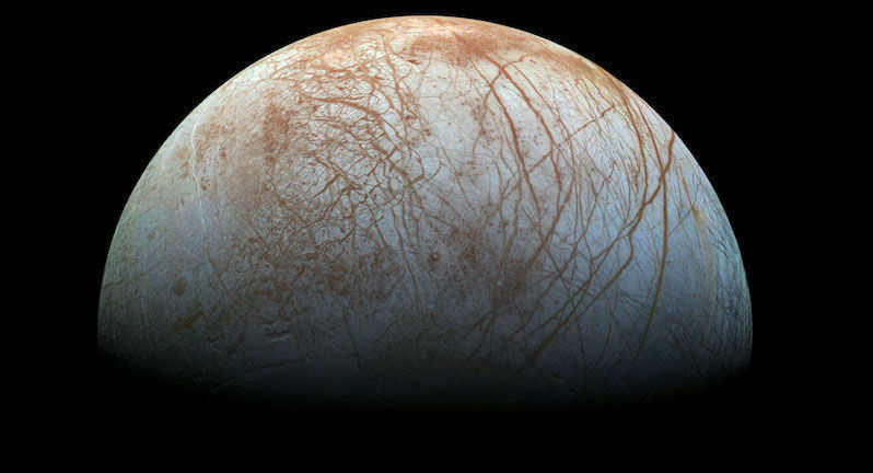 NASA's Europa Clipper Mission Will Explore Jupiter's Icy Moon