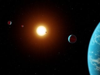 NASA's Kepler Discovers Nearly 100 New Exoplanets