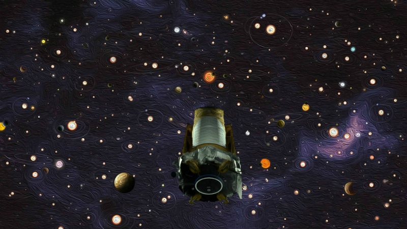 NASA's Kepler Space Telescope mission ends