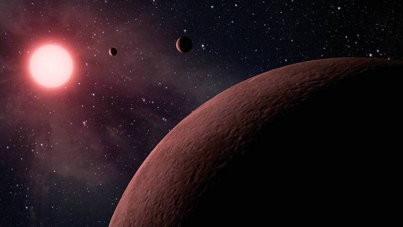 Nasa discovers 10 new 'rocky' planets like Earth