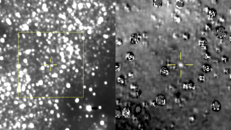 NASA's New Horizons Spots Kuiper Belt Object as Next Flyby Target From Over 160 Million Kilometres Away