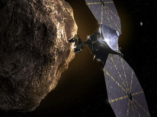 NASA's Ralph to Explore Jupiter's Trojan Asteroids in 2021