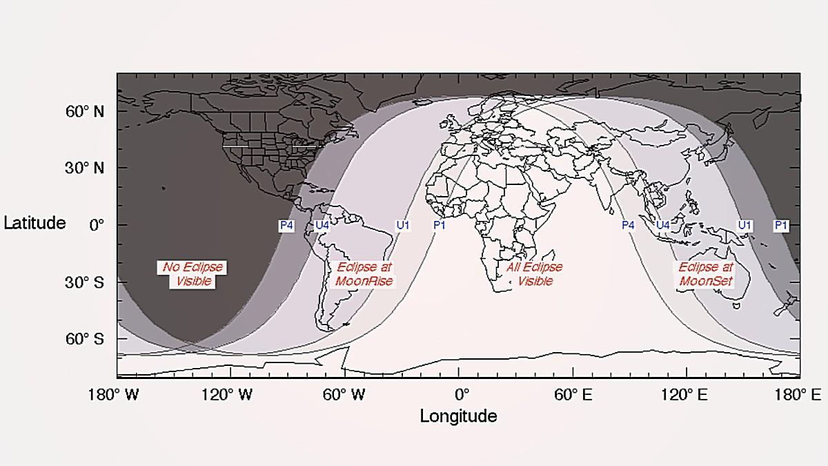 nasa map NASA