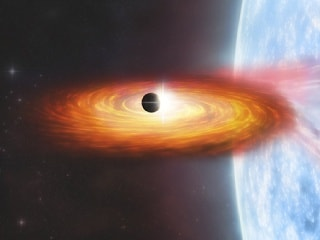 NASA Discovers Signs of First Planet Outside Milky Way Galaxy