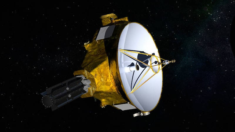 NASA's New Horizons to Fly Past Ultima Thule Tonight, Here's How to Watch