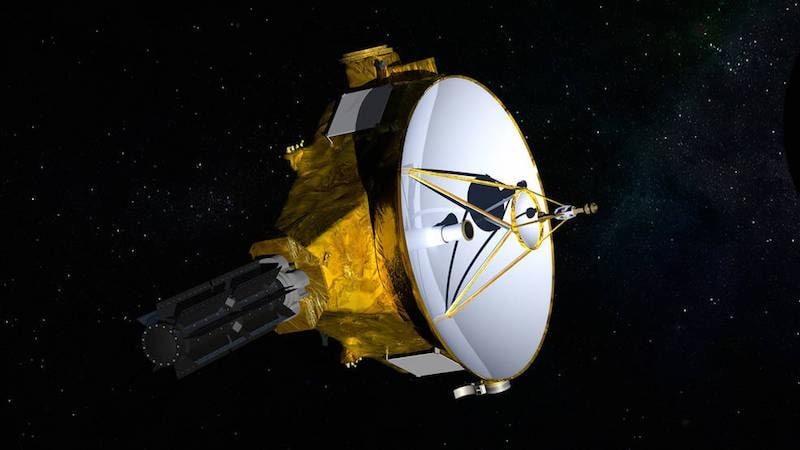 NASA's New Horizons Probe Helps Measure Brightness of Universe