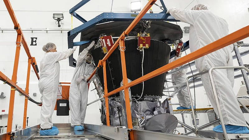 NASA's Parker Solar Probe Gets 'Revolutionary' Heat Shield