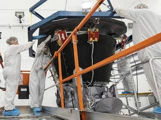 NASA's Parker Solar Probe Gets 'Revolutionary' Heat Shield