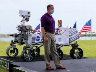 NASA's Mars Rover Perseverance Poised for Launch Today