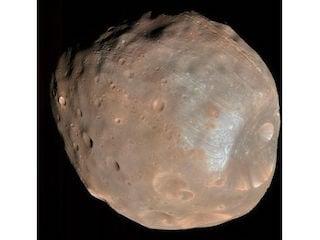 NASA Tweaks MAVEN's Course to Avoid Collision With Phobos