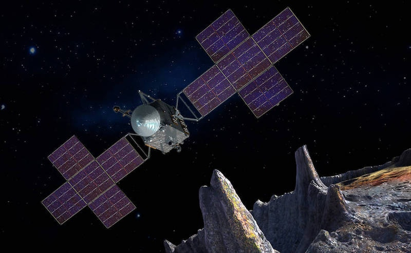 NASA Advances Launch of Mission to Explore 'Psyche' Metal Asteroid