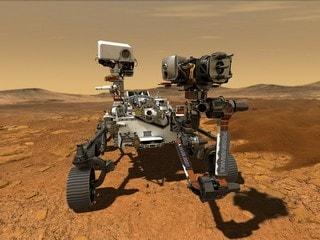 Organic Molecules Hint at Presence of Ancient Life on Mars