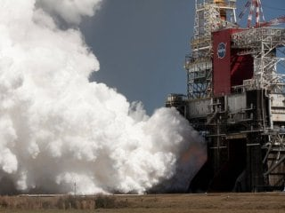 NASA Completes Major Test on Rocket That Could Take Humans Back to Moon
