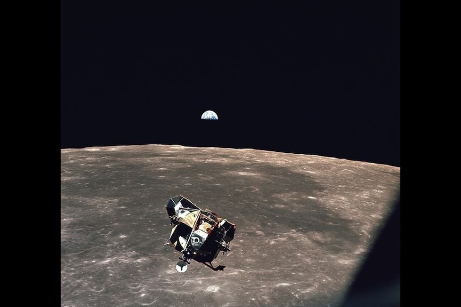 NASA Pays Rich Homage To Apollo 11 Astronaut Michael Collins